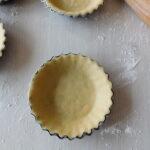 Réaliser la pâte sablée maison
