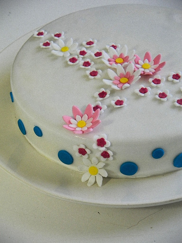 Cake Design Fleur