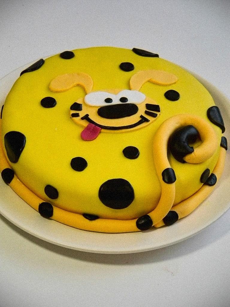 Cake Design Marsupilami