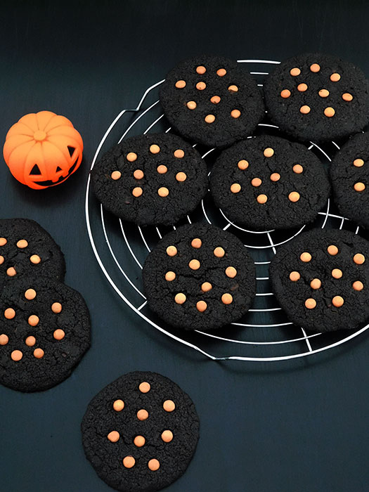 Cookies Dark Halloween