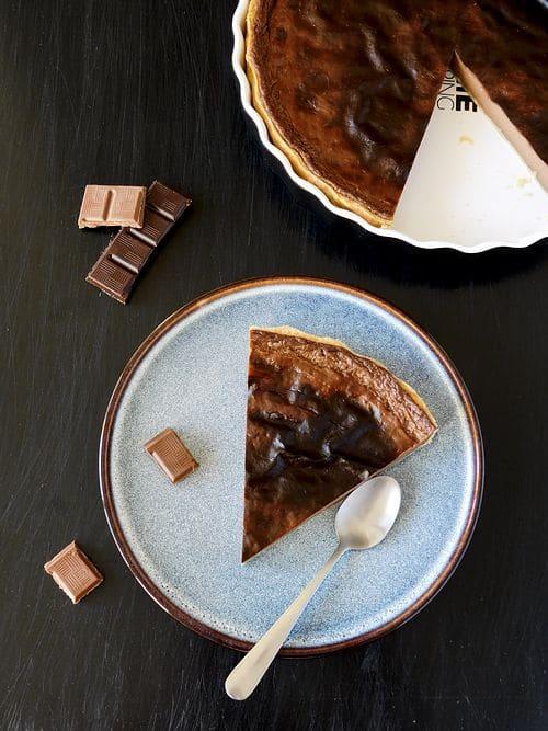 Comment réaliser un délicieux flan pâtissier au chocolat