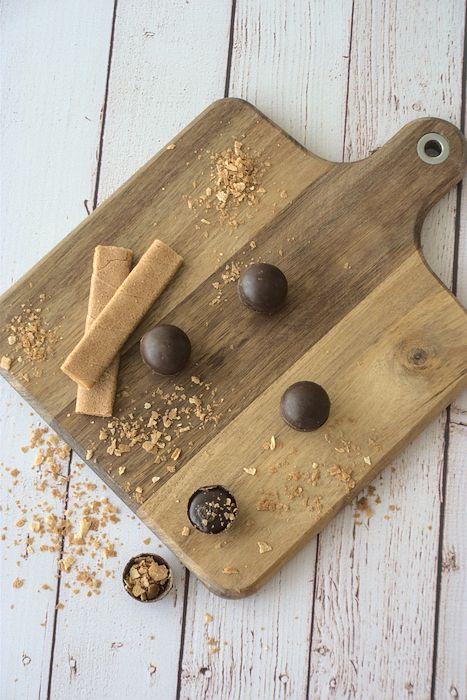Bonbons crousty-choco